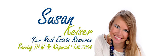 Susan Keiser Right@Home Properties real estate Dallas Ft. Worth Metroplex Best realtor Dallas
