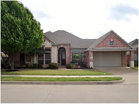 Keller TX Home near Alliance Corridor