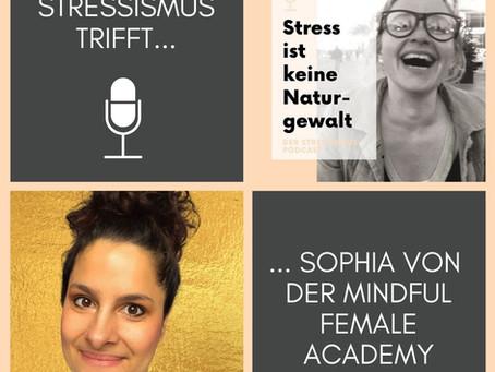 #56 Ein Gespräch über Mut und Stress