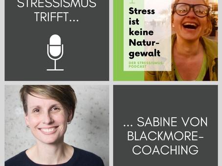 #36 Interview über Kommunikation, Geschlechter & Stress
