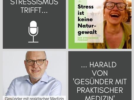 #25 Interview: Über Gesundheit & Stress