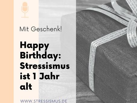 #57 Happy Birthday: Die Geburtstagsfolge
