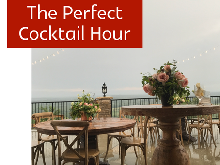 The Perfect Cocktail Hour