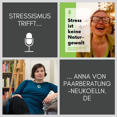 #49 Ein Gespräch über Beziehungen und Stress