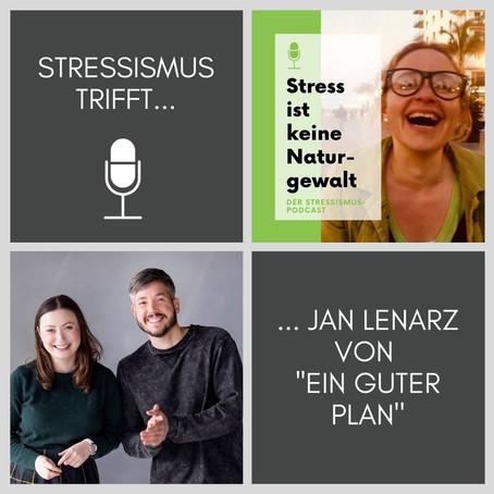 Special-Folge: Ein Gespräch über Stress und einen guten Plan