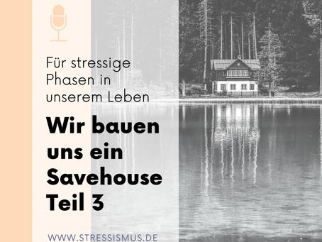 #58 Wir bauen uns ein Stress-Savehouse, Teil 3