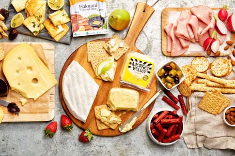 Entertaining Cheese Platter