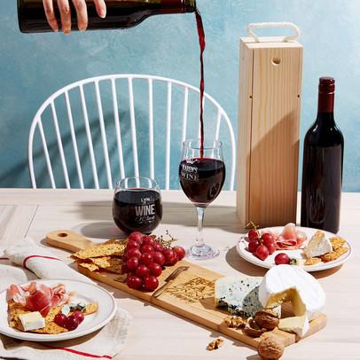 Custom Print Wine Glasses