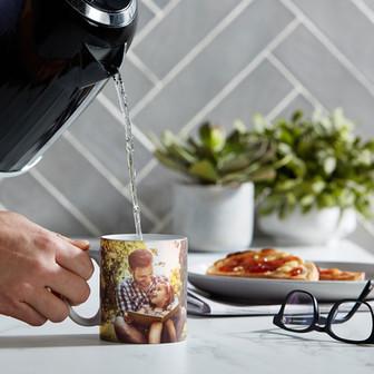 Breakfast Photo Mug