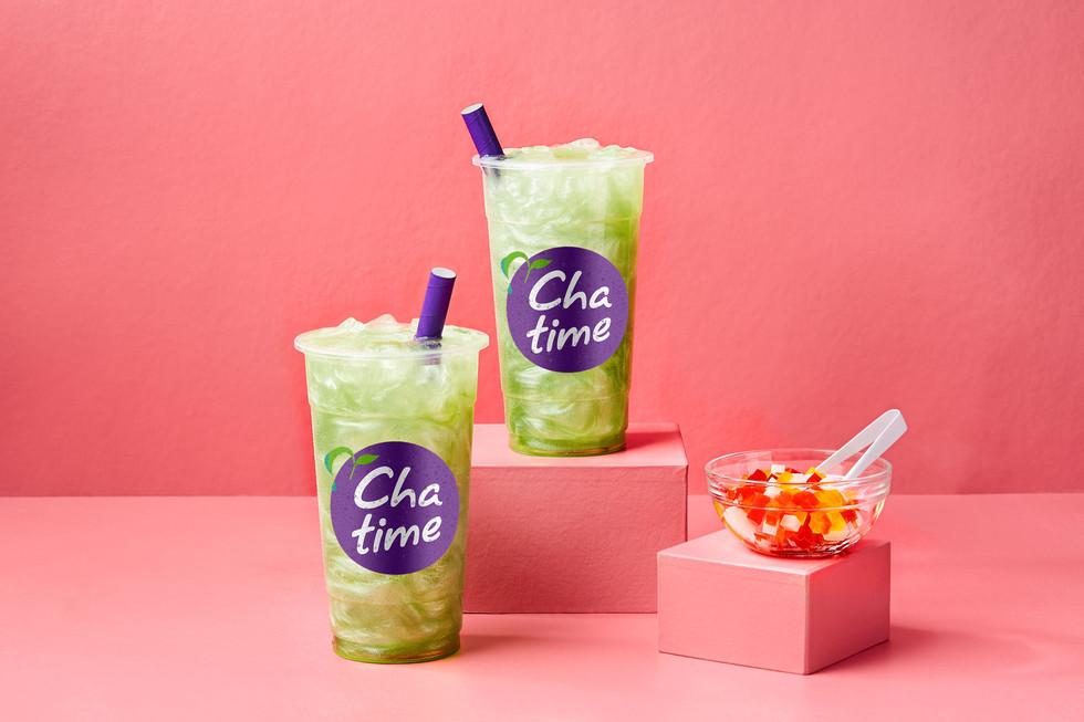 Fruit Chatime Tea