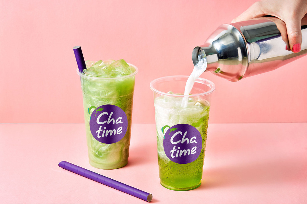 Chatime Fruit Cocktail Tea