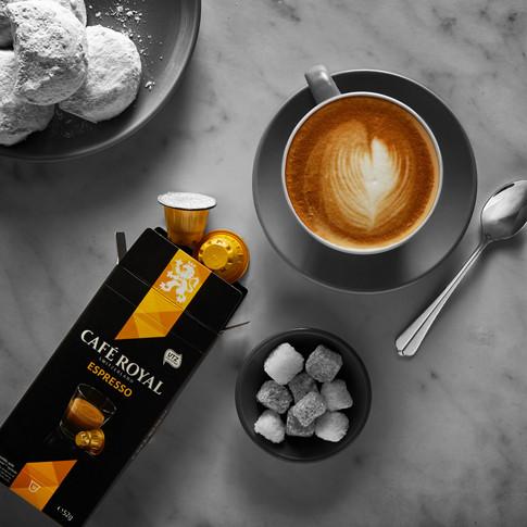 Cafe Royal Espresso