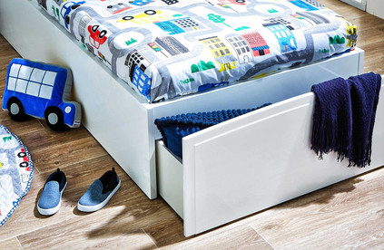 Children's Bedroom Furniture Detail