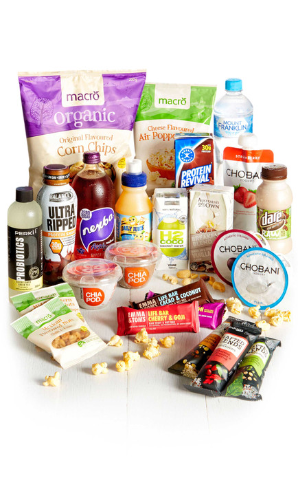 Macro Woolworths products