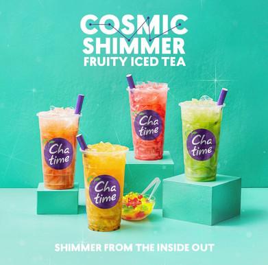 Cosmic Shimmer Chatime Tea