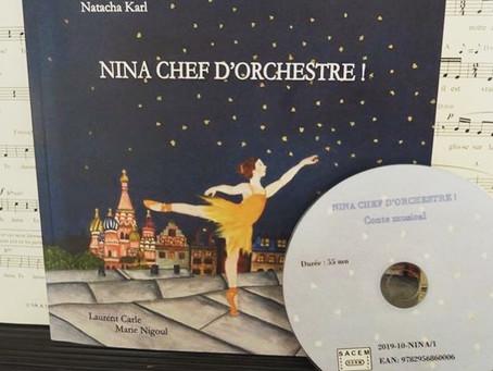 L'anniversaire de Nina chef d'orchestre