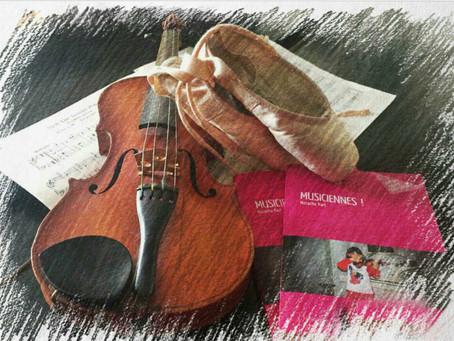 Nina chef d'orchestre! Campagne de crowdfunding