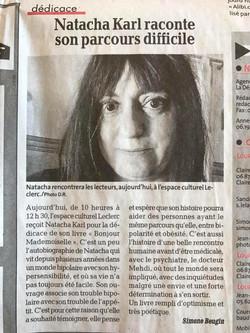 Article de Simone Beugin