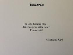 Haïku Natacha Karl