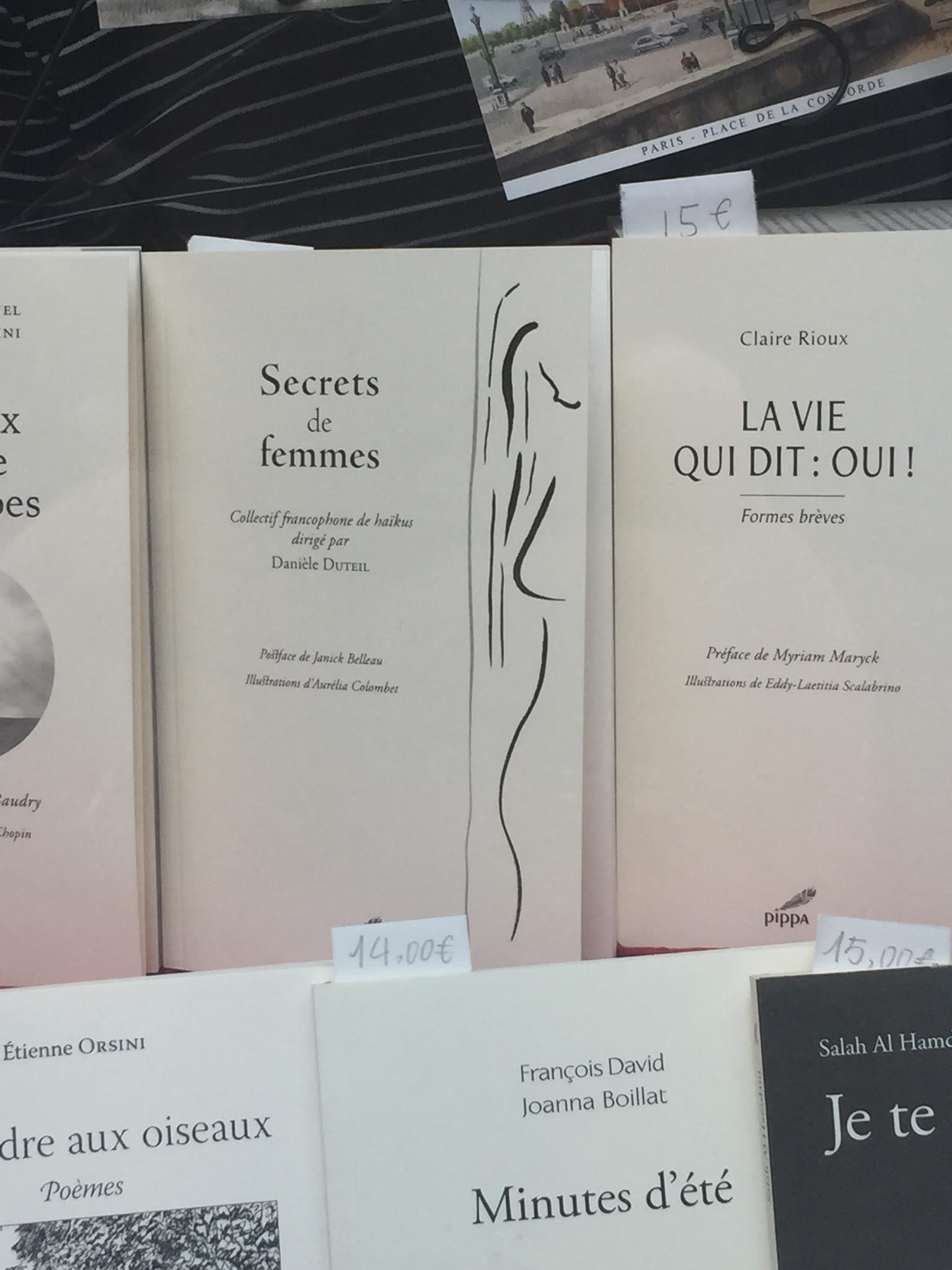 Secrets de femmes en rayon