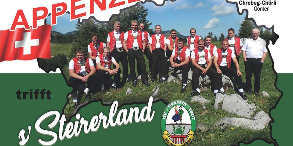 Appenzell trifft s'Steirerland