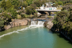 Haruru Falls Bay of Islands
