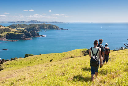 Northland Sections and lifestyle development at Watea, Bay of Islands, New Zealand.