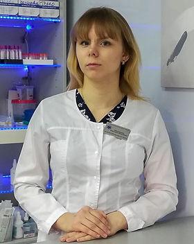 Воротникова Анастасия Николаевна.Ассисте