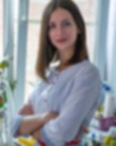 Масловская Алина александровна. Тетапевт
