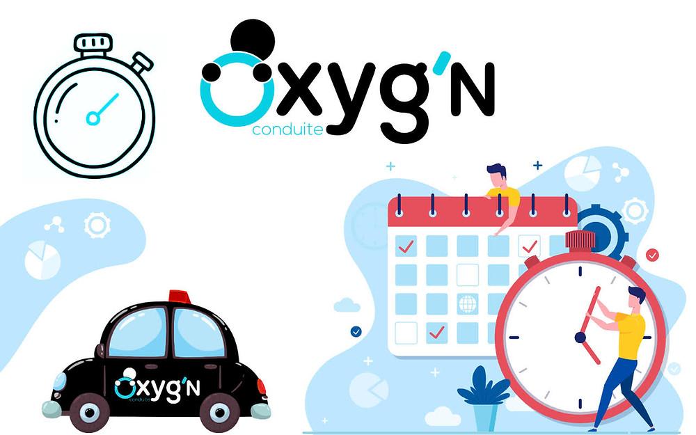 Nombre d'heures nécessaires à la conduite - Auto-école - Avignon - Bédarrides - Courthézon - Sorgues - Pernes