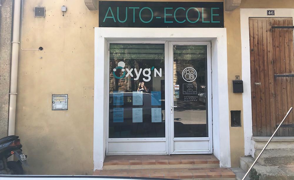 Meilleure AUTO ECOLE BEDARRIDES | OXYG'N CONDUITE | 84