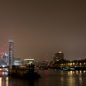#PicOfTheWeek - River Thames, Night View