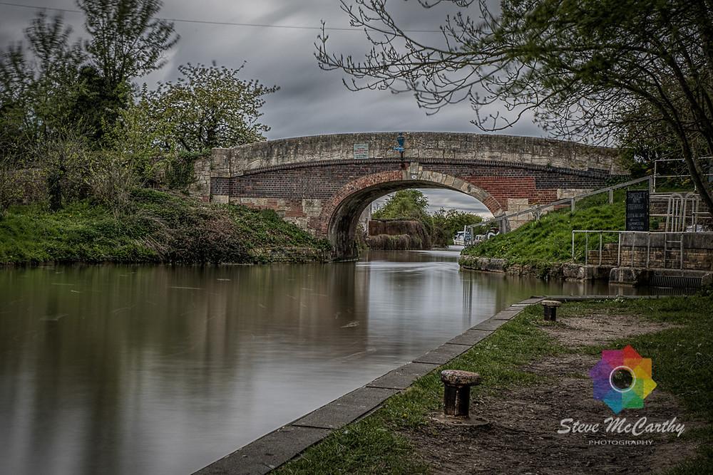 Canal Bridge at Staverton