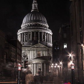 #PicOfTheWeek - Ghosts of St. Paul's