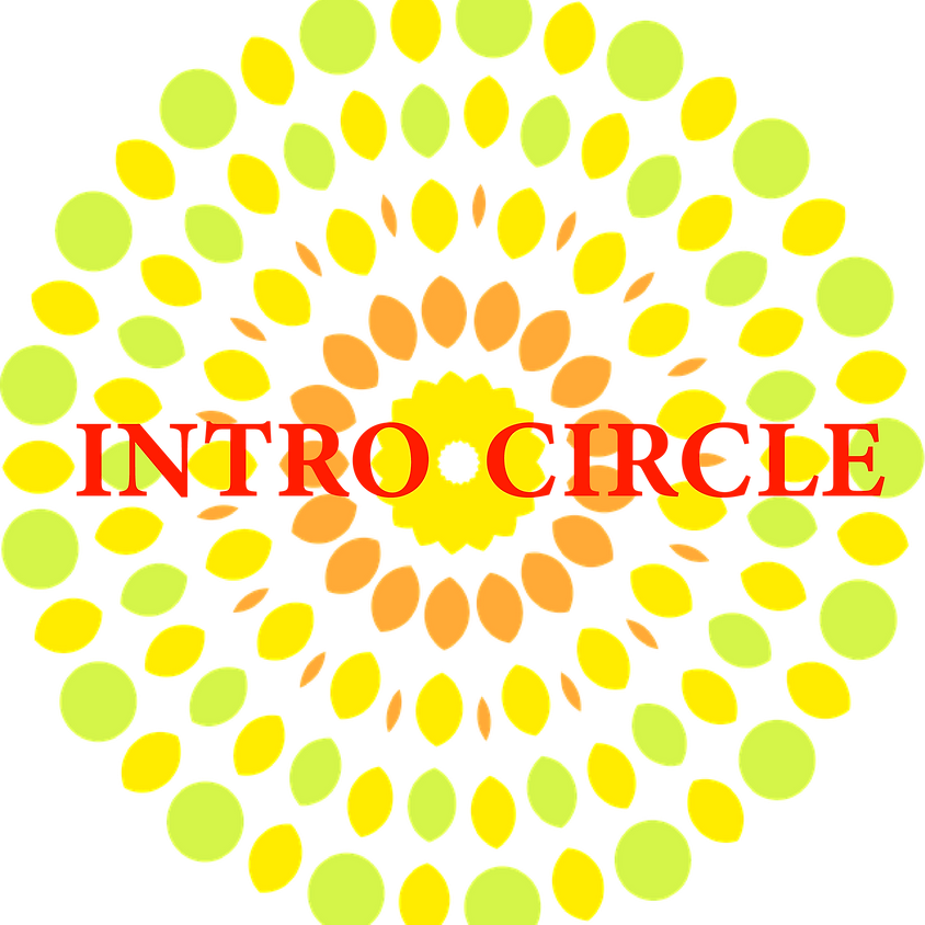 Intro Circle Fall 2020 - Wednesday Midday, Sept 23, 12:30 PM