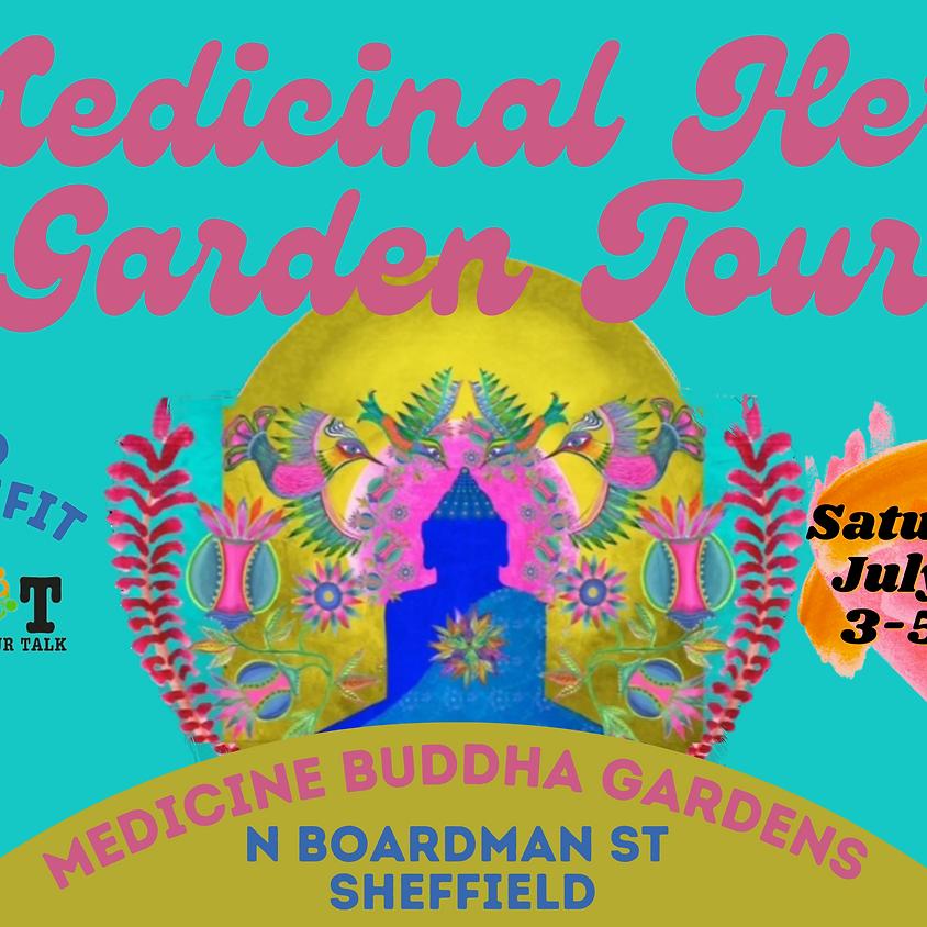 Medicinal Herb Garden Tour # 2