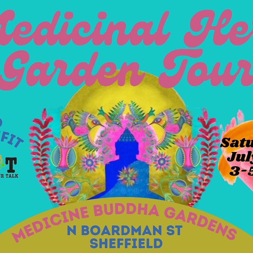 Medicinal Herb Garden Tour # 1