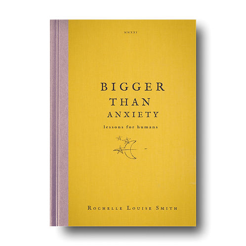 Bigger than Anxiety Digital Book