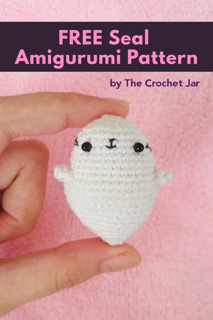 Halloween ghost amigurumi pattern | Amigurumi Space | 1330x887