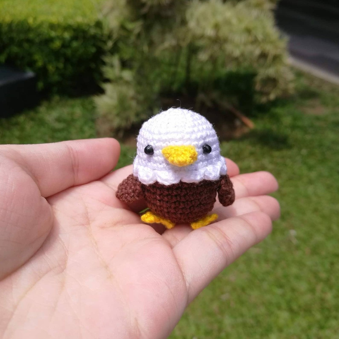 Amigurumi Little Birds Free Crochet Pattern | Haakpatronen ... | 1330x1330
