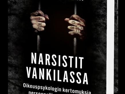 Narsistit vankilassa -kirjan julkistamistilaisuus siirretään