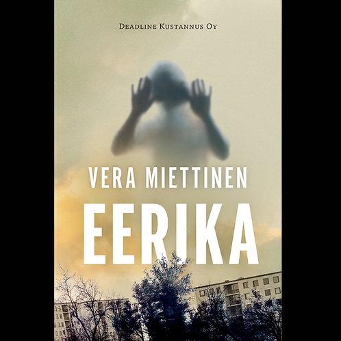 Vera Miettinen Eerika (kovakantinen)