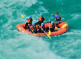 Whistler White Water Rafting
