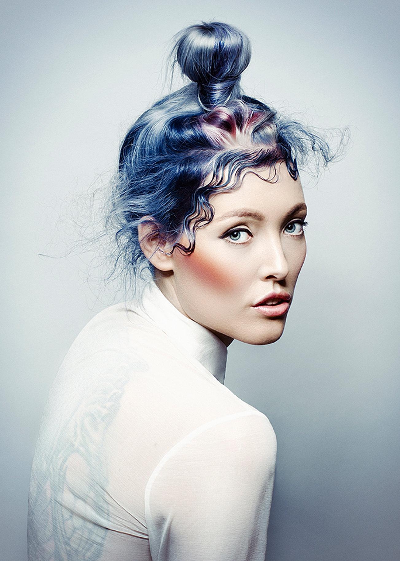 Portfolio: Coiffure - Sabine Lemmens - Make-up artist ...