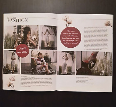 Blooooming magazine by Oolaboo