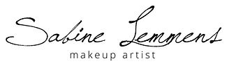 Logo Sabine Lemmens makeup artist_