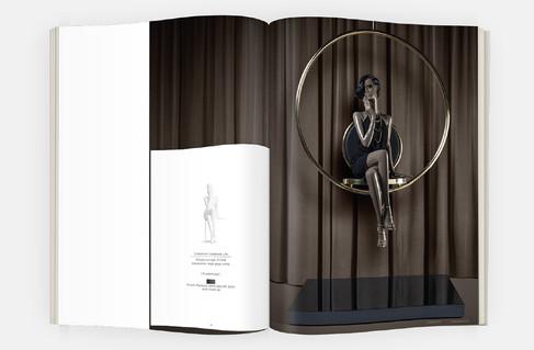 Custom Design magazine by Hans Boodt Mannequins