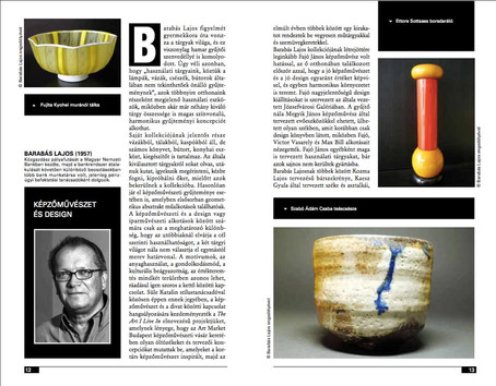 Design Collectors in Hungary magazine
