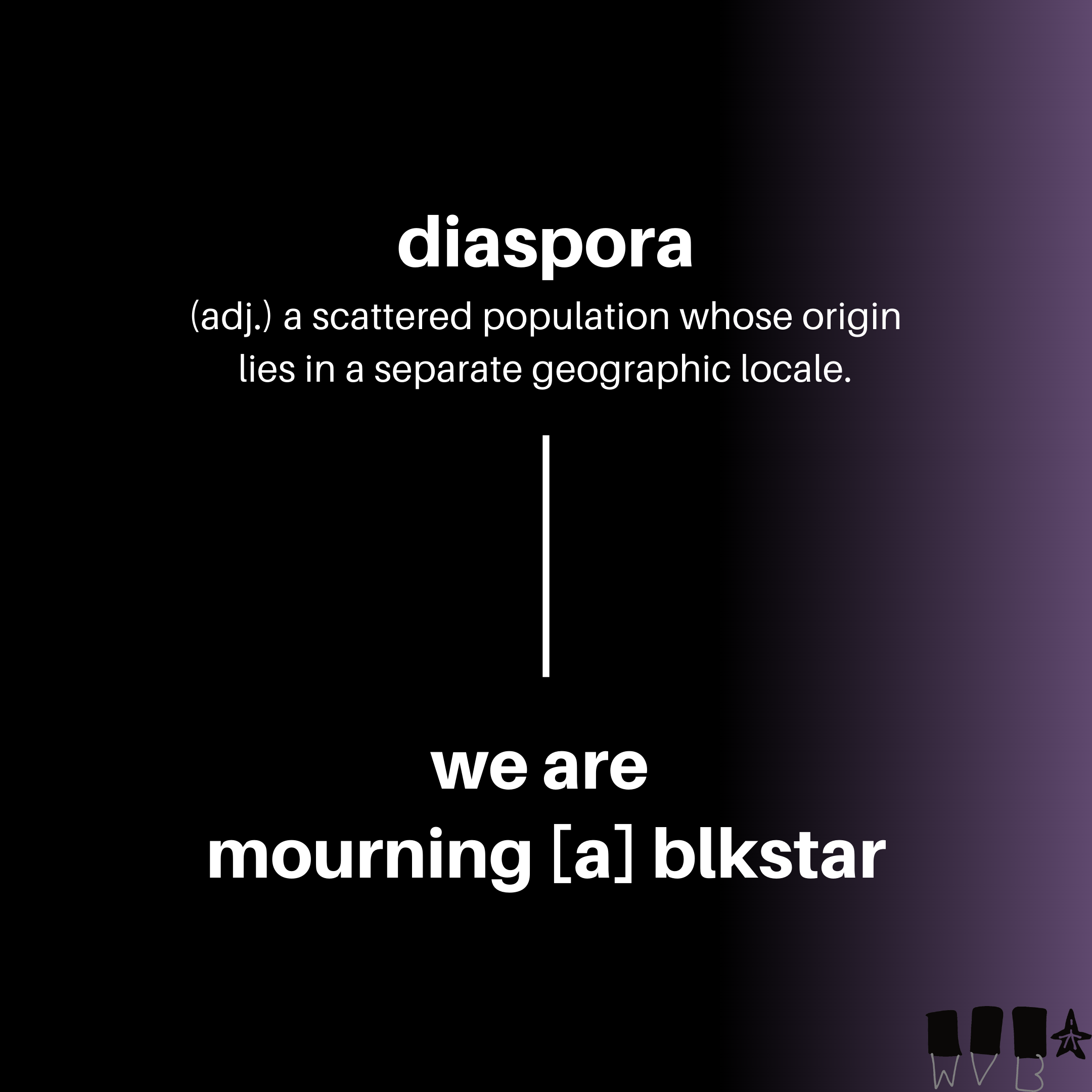 Mourning [A] Blkstar