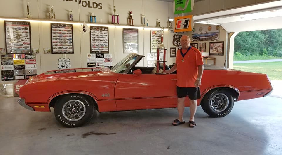Ron's Garage | Ron's Classic Cutlass | Rare Oldsmobile Parts